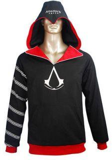 Assassins Creed III Connor Hoodie Ezio hoodie Ezio Auditore costume
