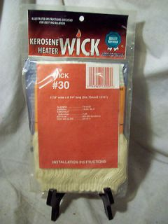 Kerosene Heater Wick #30, Aladdin,Corona ,Keroheat,Keym ar,Sun Air