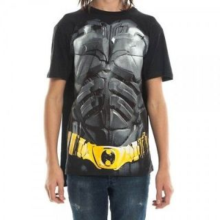 Batman Cape Costume T Shirt Detective DC Comics Dark Night Returns