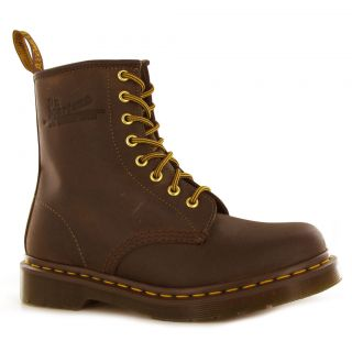 Dr.Martens 1460 Crazy Horse Brown Womens Boots