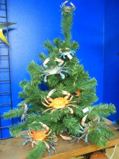 crab decorations in Holidays, Cards & Party Supply