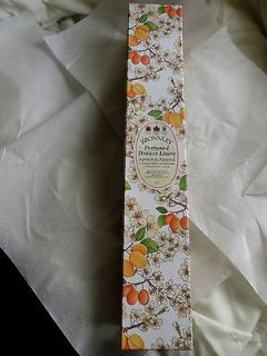 Bronnley Gift Boxed Paper Fragranced/6 Scented Drawer Liners NIB Shelf