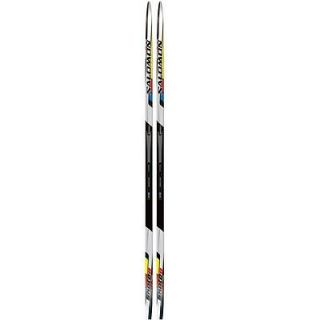 Salomon Equipe 8 Cross Country Skate Skis White/Black Sz 179cm