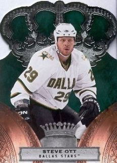 2010 11 Crown Royale #33 Steve Ott Dallas Stars