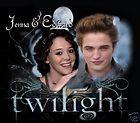 Twilight Custom TShirt w/Edward Cullen/Robert Pattinson