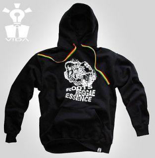 SALE HOODIE Rasta Reggae Jamaica VIDA shirt Marley jacket clothes hat
