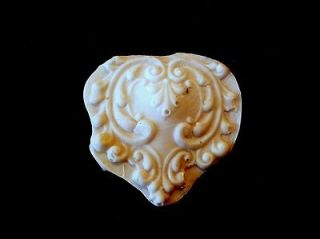 Filigree Heart  Silicone Mold  Candy Cookies Cake Fondant Crafts