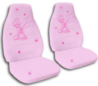 CUTE SET TINKERBELL CAR SEAT COVERS 12 COLORS AVAILABLE
