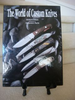 rare the world of custom knives limited edition 1000 copies