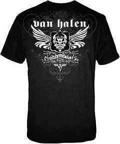 van halen xxl in Clothing,