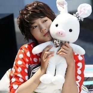 Pig Rabbit Doll   Korean idol SBS Drama  You are so beautiful