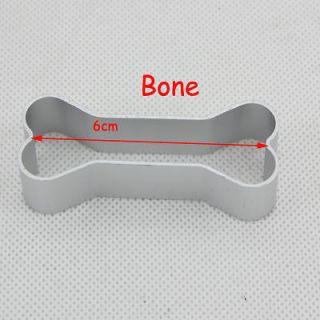 Aluminium Alloy Bone Shaped Cookie Cutter DT218