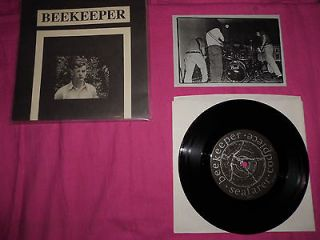 BEEKEEPER SEAFARER/CODPI ECE & POSTCARD PIC SLEEVE EX 1992