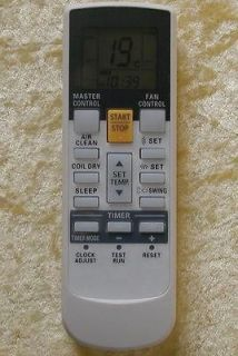 REPLACEMENT   Remote Control AR RY12 for Fujitsu Air Conditioner
