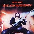 Thin Lizzy Live And Dangerous Concert CD 1998