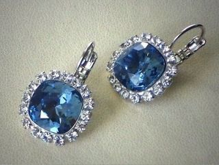square stone earrings in Fashion Jewelry