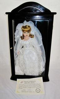 ashley belle porcelain doll in Dolls & Bears