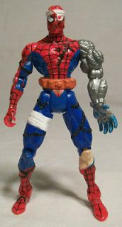 1996 Marvel Comics   Spider Man   5 Cyborg / Mutant Robot Action