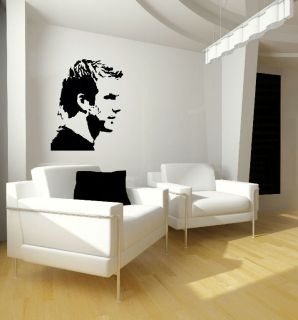 DAVID BECKHAM LARGE BEDROOM WALL MURAL BIG ART STICKER GRAPHIC DECAL