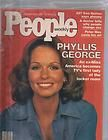 People Weekly September 27 1976 Cher Gregg Allman Chaz Bono Roz Kelly