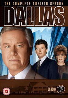 Dallas  Season 12   Larry Hagman   New DVD