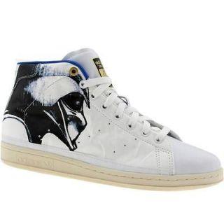 Adidas Originals STAR WARS Darth Vader 80s Mid Shoes█