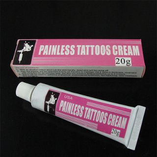 Tattoo numbing cream 2017 for Numbing for tattoo