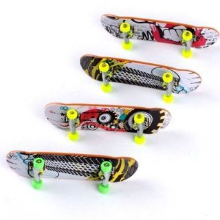 Board Tech Deck Truck Skateboard Toy Gift Boy Kids Children Party