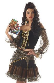 ESMERALDA PIRATE RENAISSANCE MEDIEVAL MADAME DESTINY DRESS COSTUME