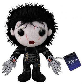 Edward Scissorhands Johnny Depp Tim Burton Movie Collectable Plush