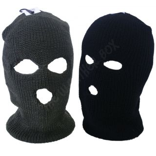Hole SAS Balaclava Army Ski Mask Winter Fishing Paintball Hat