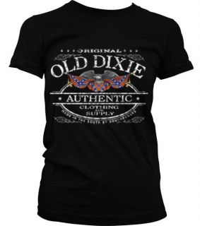 Old Dixie Clothing And Supply Southern Girls T shirt