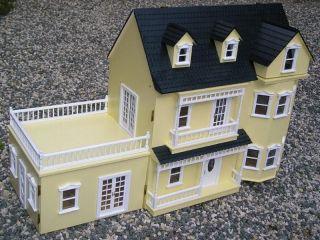 Doll House Kit Mansion