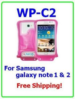 DiCAPac WP C2 Waterproof Case for Samsung Galaxy Note