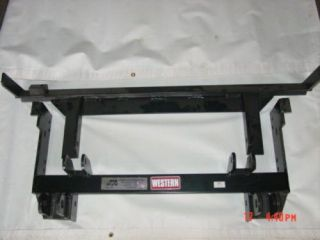 NEW Dodge dakota 87 96 Unimount Western Plow mount 4x4