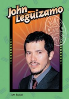 JOHN LEGUIZAMO  LATINO ACTOR COMEDIAN BIOGRAPHY W FOTOS