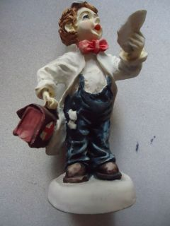 New in Box, 7 Inch Old Fashioned Doctor Figurine