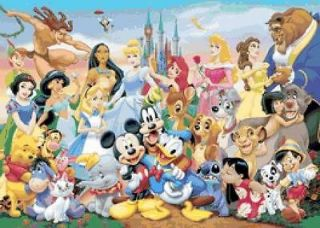 disney cross stitch pattern