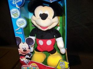 Mickey Mouse Club House sing and giggle doll Fisher Price