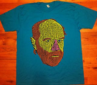 George Carlin Mens Alstyle Tee Shirt Culture Cloth Zinc Collection