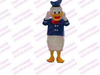 High Quality Hot Donald Duck Mascot Costume Donald Mascot Free
