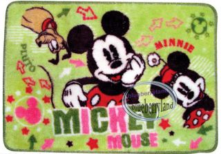 Disney Mickey Mouse Bathroom MAT Rug door carpet Home Kitchen