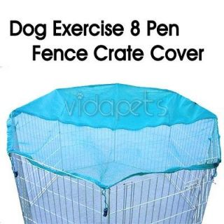 Newly listed 24 30 36 42 48 Dog Exercise 8 Pen Fence Crate Cover