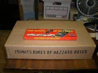 dukes hazzard box in Toys & Hobbies