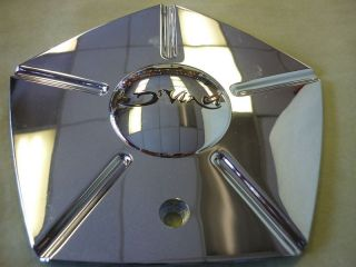 Vinci DV8 Wheel Chrome Center cap