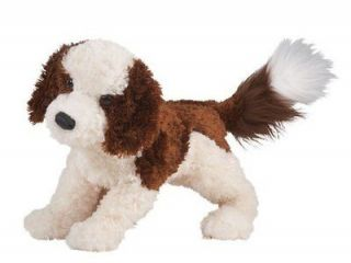 Douglas Cuddle Toys 16 Plush BRIANS ROCKY The Labradoodle Dog ~NEW