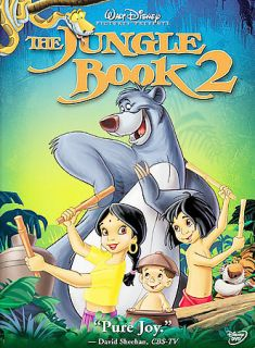 DVD   Disney   The Jungle Book 2