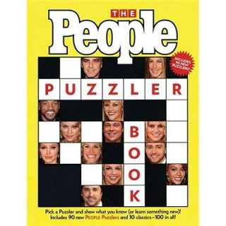 NEW The People Puzzler Book   Durkee, Cutler (EDT)