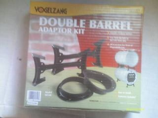 Newly listed Vogelzang Double Barrel Adapter