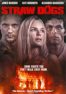 Newly listed Straw Dogs (DVD, 2011) BRAND NEW SEALED!